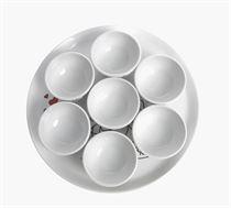 9 Parça Şeker Peker Kahvaltı Takımı